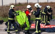 Gobierno y bomberos acercan posturas para «que la seguridad esté garantizada»