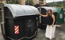 Galdakao renueva sus contenedores de recogida de basuras