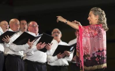 Homenaje póstumo a la fundadora del Festival de Habaneras de Erandio