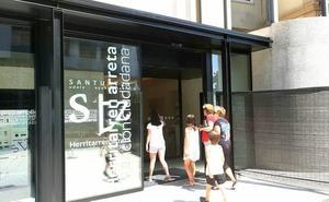 Santurtzi abre este martes su nuevo Servicio de Atención Ciudadana