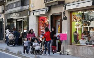Lekeitio y Ondarroa acusan la mayor pérdida de comercios en los últimos cuatro años