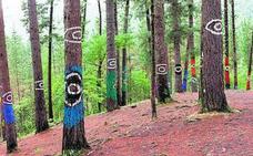 El bosque de Oma crece en Bilbao