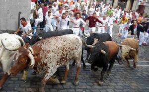 Los toros de Fuente Ymbro ceden el protagonismo a los cabestros