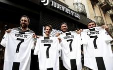 El Calcio espera crecer con la llegada de Cristiano Ronaldo
