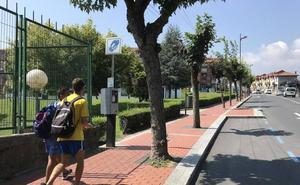 Seis rampas mecánicas facilitarán la subida de Lutxana a Cruces por la calle Andikollano
