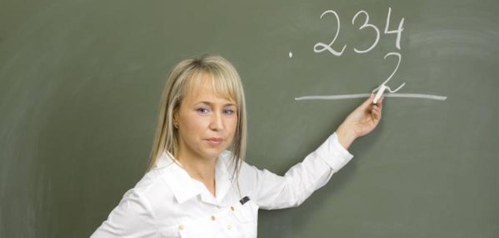 Suspende el 75% de los profesores de Matemáticas que se presentaron a la OPE