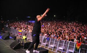 Los primeros conciertos confirmados de la Aste Nagusia 2018 en el Parque Europa