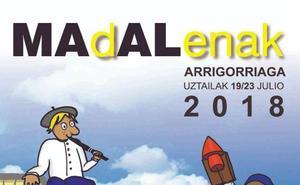 Programa de fiestas de Arrigorriaga 2018: Madalenak