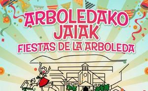 Programa de fiestas de la Arboleda 2018