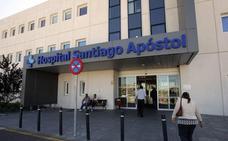 El Santiago Apóstol reduce a 57 días la media de espera para una operación