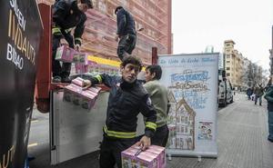 La asociación 'La Gota de Leche' recauda más de 5.200 kilos de alimentos para las familias necesitadas