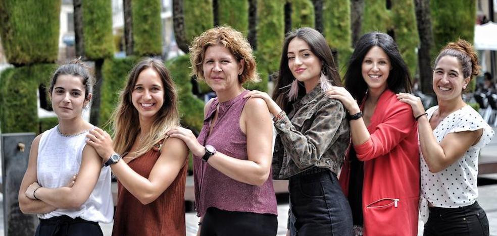 Representantes del deporte femenino alavés leerán el pregón de las fiestas de La Blanca
