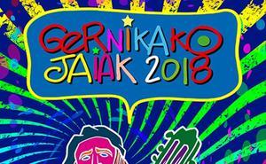 18 conciertos para las fiestas de Andra Mari y San Roque 2018 en Gernika-Lumo