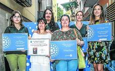Dos periodistas de EL CORREO, premiadas por Gasteiz On