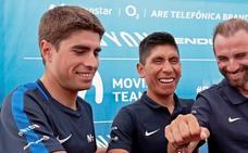 Lío en el Movistar por el liderazgo del equipo en el Tour