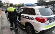 Llaman a la Policía en Vitoria porque no tenían boli para rellenar el parte de accidente