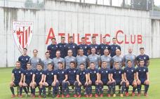 La plantilla del Bilbao Athletic 2018-2019