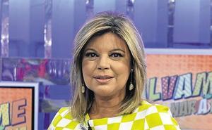 Terelu Campos sale del hospital