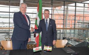Euskadi y otras seis regiones piden a la Comisión Europea reforzar su papel en la UE