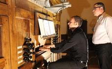 Intérpretes de Japón e Italia sacan brillo al ciclo de conciertos de Urdaibaiko organoak