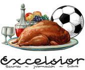 Excelsior: El fútbol y las ganas de comer