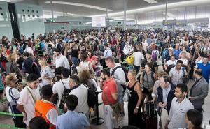 Aviso de huelga en los aeropuertos desde el 29 de julio, en plena temporada alta