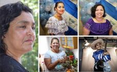 La trinchera vasca contra la represión en Nicaragua