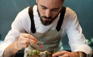 Eneko Bilbao: una cocina para acariciar las estrellas