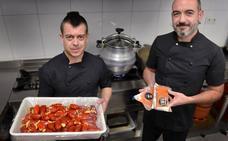 Fernando García y Aritz Zubiaur: Cocineros y piratas