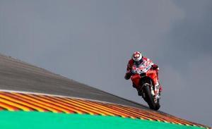 Lorenzo vuela en territorio Márquez