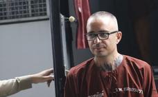 Un tribunal de Tailandia mantiene la pena capital al español condenado por asesinato