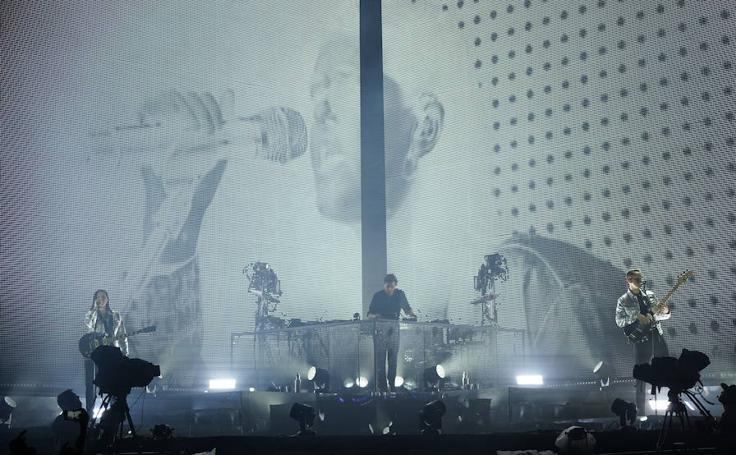 El concierto de The XX, en imágenes