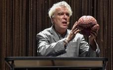David Byrne, una lección de clase y cerebro