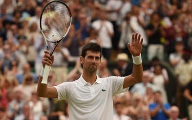 Djokovic rompe a Nadal y acaricia Wimbledon