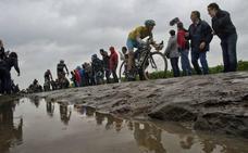 El Tour se prepara para la lluvia de piedras