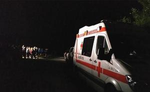 Las tormentas obligan a suspender la Ehunmilak y a evacuar a cientos de corredores en Beasain