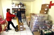 30.000 euros para el programa contra la pobreza y la exclusión social de Cruz Roja