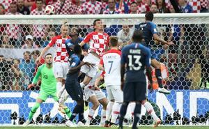La final del Mundial, en imágenes