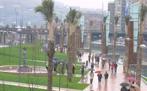 Alerta amarilla por fuertes lluvias para esta tarde y mañana en Euskadi