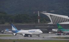 Preocupación entre los pilotos por el aumento de buitres en el entorno de Loiu