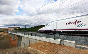 El Gobierno vasco prevé que el TAV puede tener 8 millones de pasajeros anuales