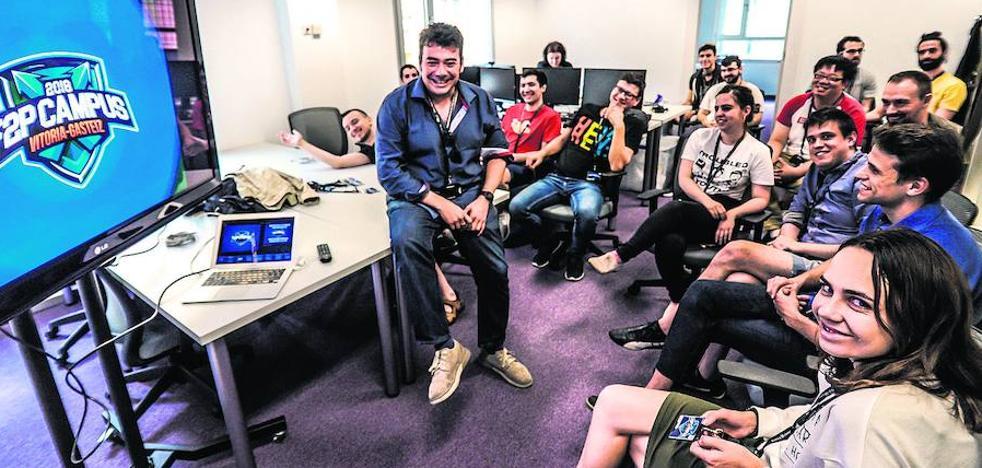 El primer campus 'Free-to-Play' reúne a seis estudios de juegos en el Artium