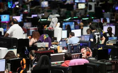 La Euskal Encounter ofrecerá 60 gigabits por segundo a 5.024 ordenadores del 26 al 29 de julio
