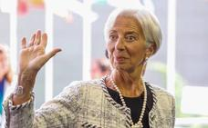 El FMI mantiene sus previsiones de crecimiento de España este año y el que viene
