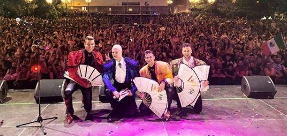 Locomía y Vicky Larraz actuarán en Pinpilinpauxa esta Aste Nagusia