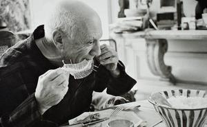 La inspiración voraz de Picasso se exhibe en Barcelona