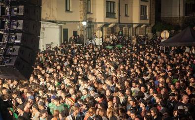 Denuncian la falta de transporte público nocturno para regresar del Txapel Reggae