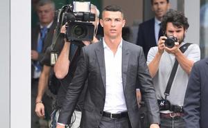 A Cristiano Ronaldo no se le hacen fotos