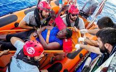 Marc Gasol, presente en el trágico rescate frente a la costa libia