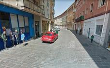 Detenida en Vitoria por robar en una vivienda a la que accedió con una escalera desde el patio interior
